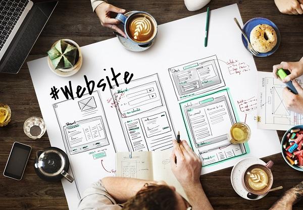 website design box hill